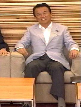 会議だタロー:20070724閣議にて2