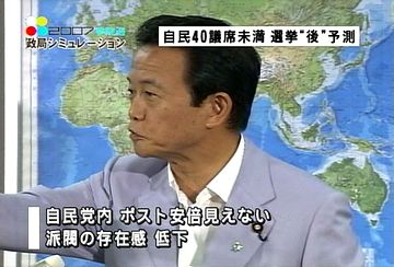 麻生太郎アソート(20070728):20070724外務大臣記者会見2