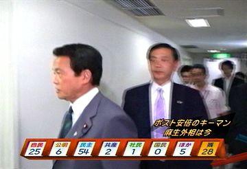 選挙もタロー:20070729為公会事務所入り4