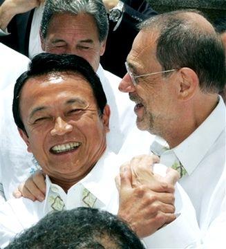 外交タロー:20070802ASEAN地域フォーラム閣僚会議3「ソラナ氏と」