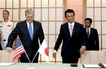 外交タロー:20070810GSOMIA署名式1