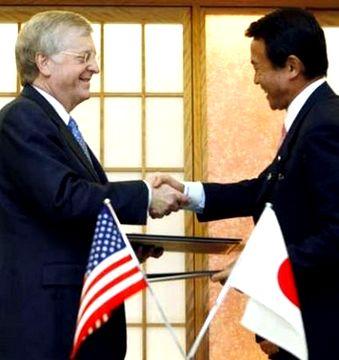 外交タロー:20070810GSOMIA署名式2