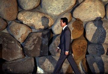 外交タロー:20070814ホロコースト記念館を訪問3