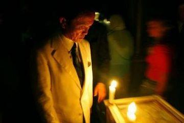 外交タロー:20070814聖墳墓教会にて