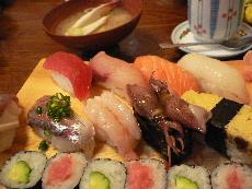 寿司lunch