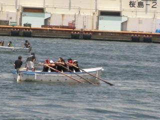 2008カッターレース②