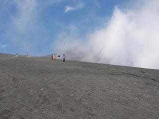 富士登山?