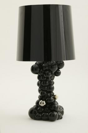 Bubbles lamp - Black