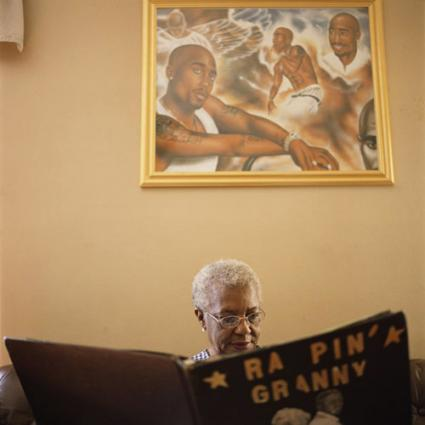 Vivian Smallwood AKA Rappin' Granny