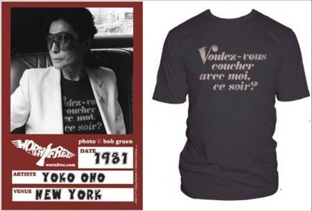 Worn Free_Yoko Ono