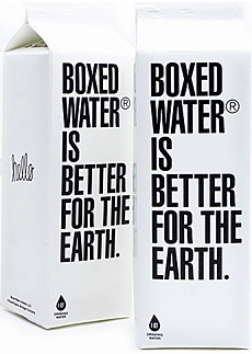 Boxed Water Is Better!