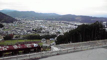 第2東名 松野方面