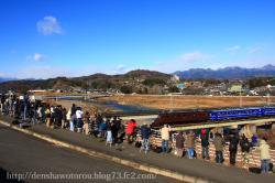安中鉄橋12月