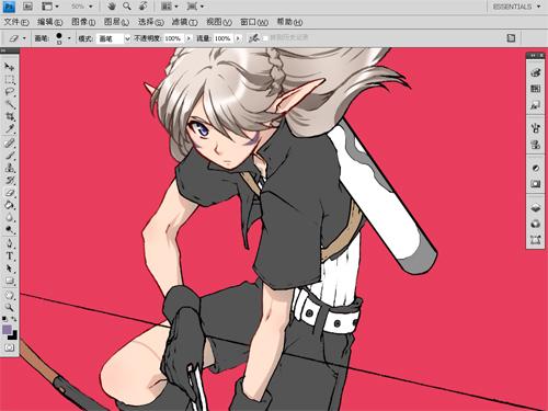 少年弓箭手2