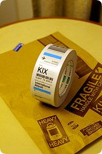 KIX クラフトテープ