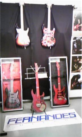 ken guitar event @ kokura