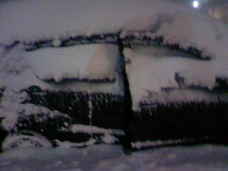 積雪4~50cm