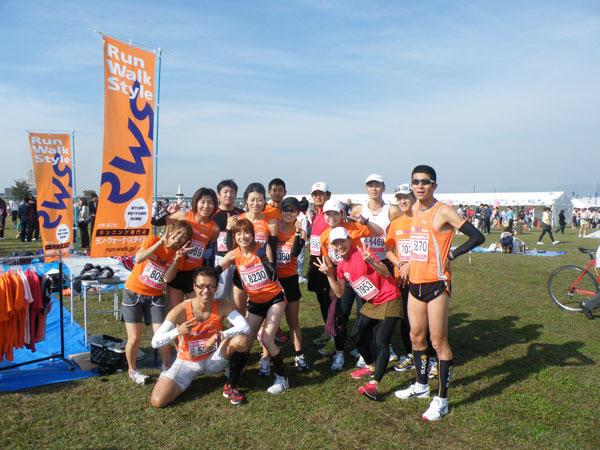 大阪淀川マラソン