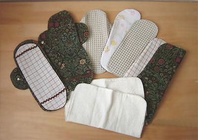 kikiちゃん布ナプ