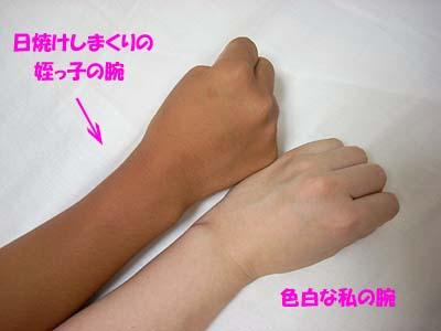 20070820肌色の違い