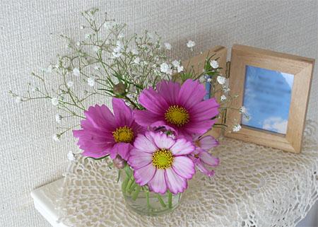 2007100610月の部屋花①
