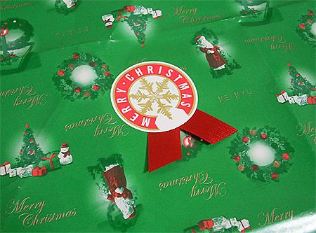 20071130クリスマスプレゼント①