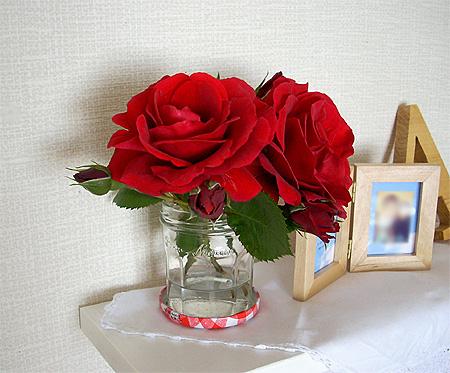 200805065月の部屋花