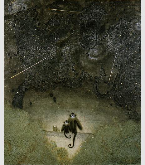 「流星観察」・20F