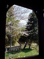 """""""休憩所の窓から(小)"""""""