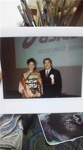 asicsk和田会長