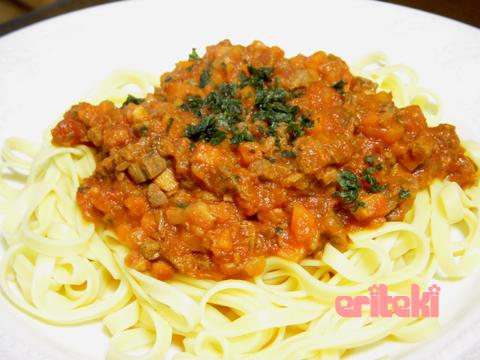 ボロネーゼスパゲティ