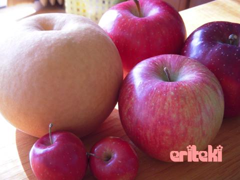 ナシ&りんご