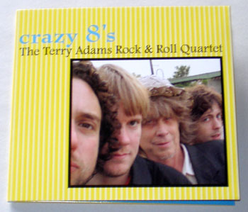 Crazay 8's / Terry Adams Rock & Roll Quartet