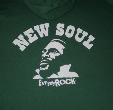 ロックパーカ New Soul