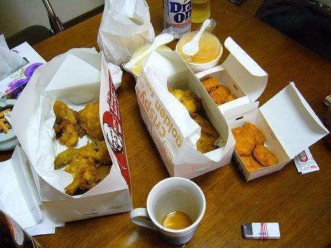 KFC祭。