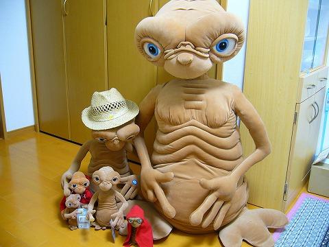 E.T.ふぁみりぃ。