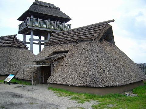 1700年くらい前の家。