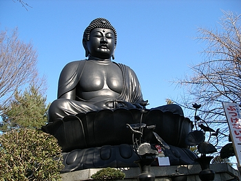 09年の東京大仏