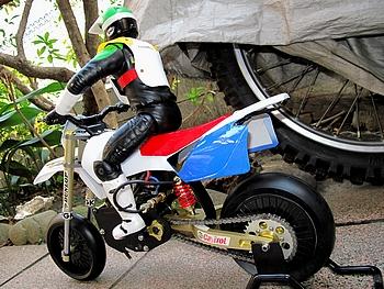 MOTARD仕様のARX-540