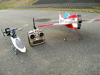 9XⅡ LIMITED 2.4GとV2・Sukhoi 31 EPP-BX