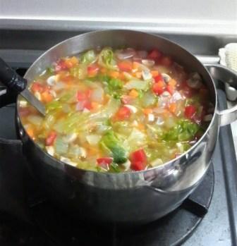 今夜のスープ