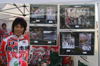 サイクルロドレース入賞作品展-s