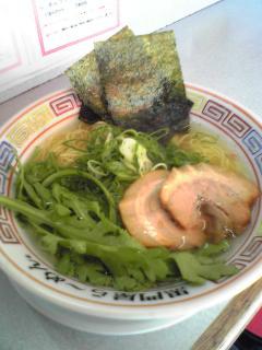 黒門屋ラーメン麺