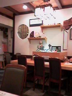 三佳屋2店内