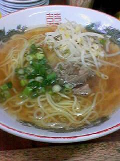 大阪ラーメン2麺