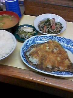 キッチンおふくろ定食
