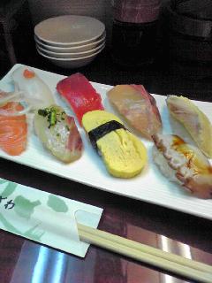 おざわ寿司握り