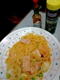 フジスパゲティ