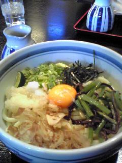 仁川うどん山菜