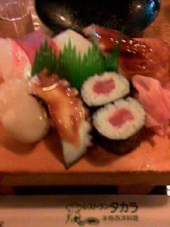 タカラ2寿司大